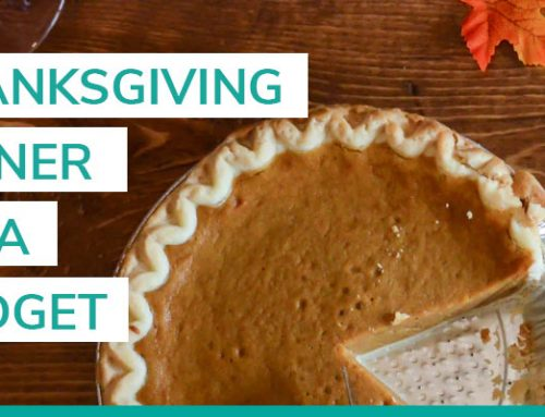 Hosting Thanksgiving dinner on a budget