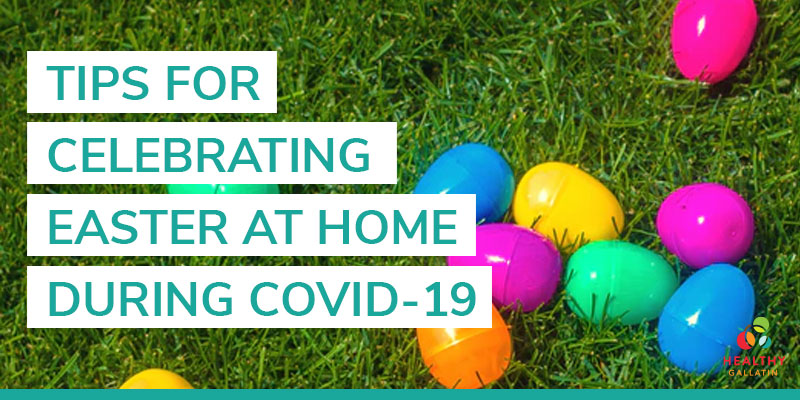 How to celebrate Easter at home during COVID-19