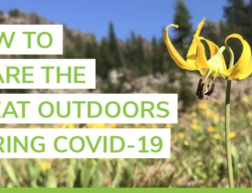 How to share the great outdoors during COVID-19