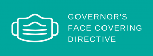Governor's Face Covering Directive