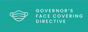 governor face covering directive