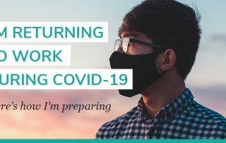 returning to work during covid-19
