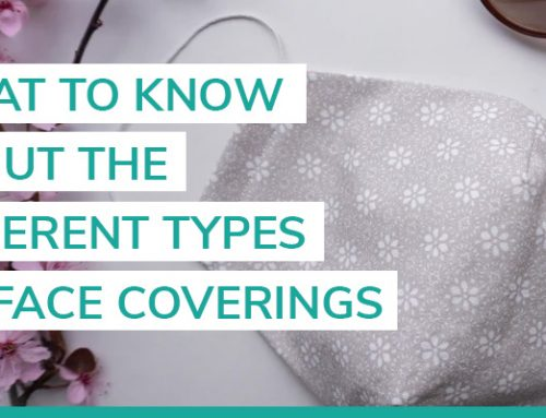 What To Know About The Different Types of Face Coverings