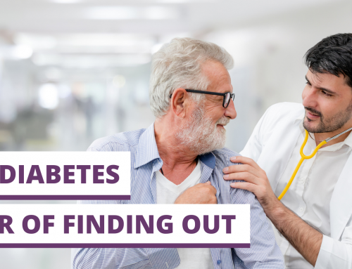 Prediabetes: Fear of Finding Out